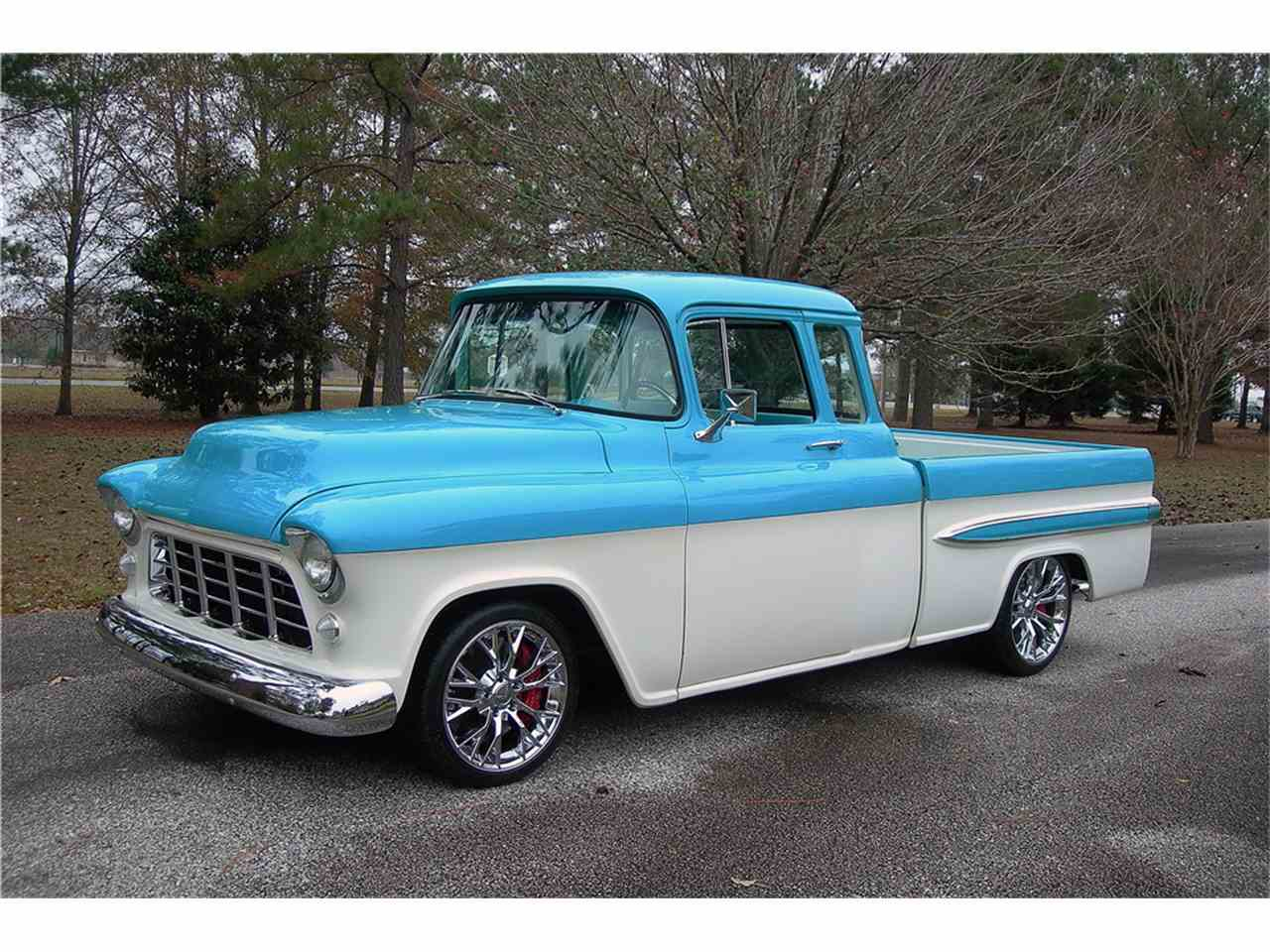 1955 chevrolet 3100 for sale cc 1073417. Black Bedroom Furniture Sets. Home Design Ideas