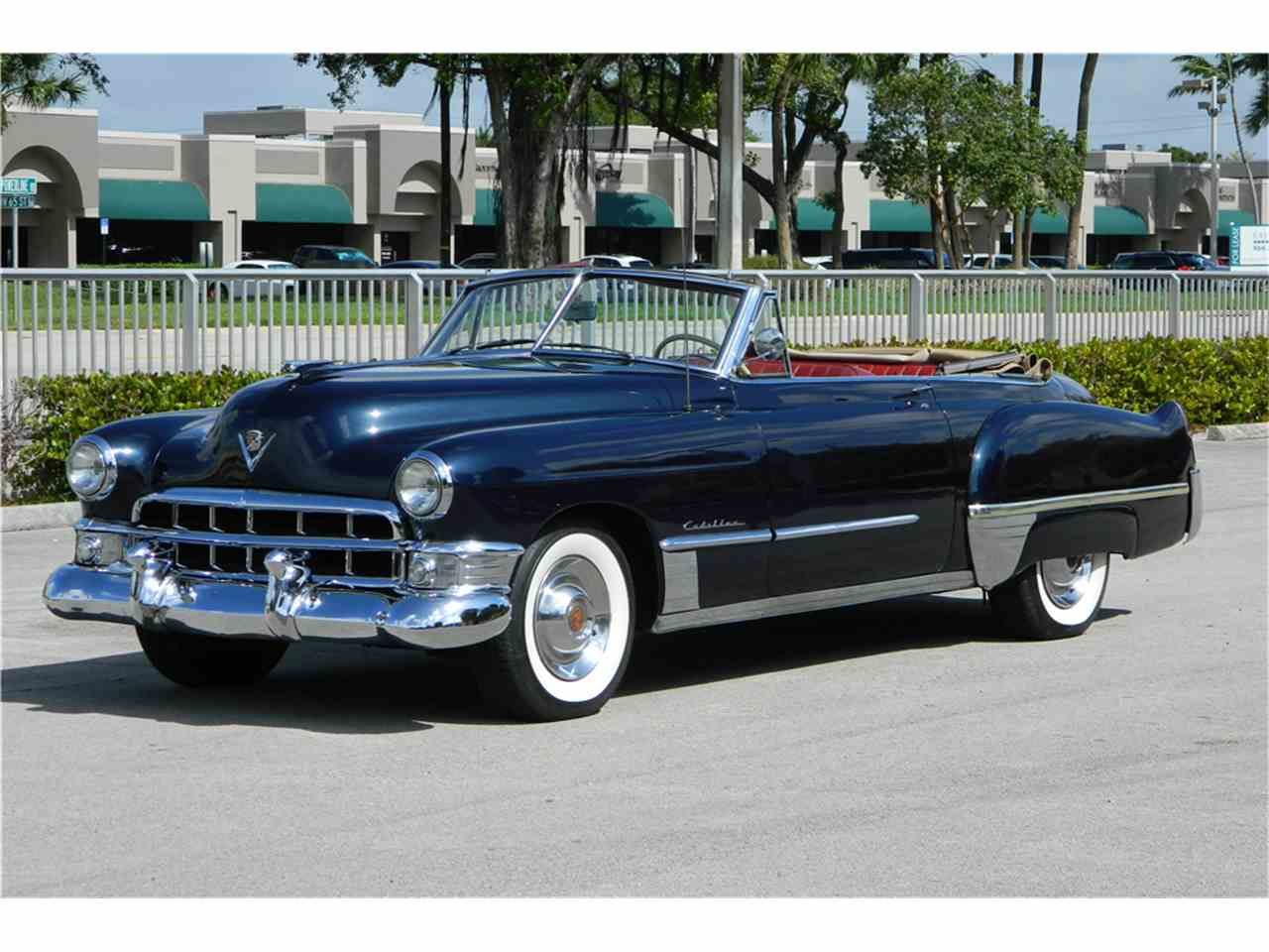 1949 Cadillac Series 62 For Sale Classiccars Com Cc