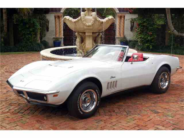 Picture of Classic 1969 Corvette located in West Palm Beach Florida Auction Vehicle - N09W
