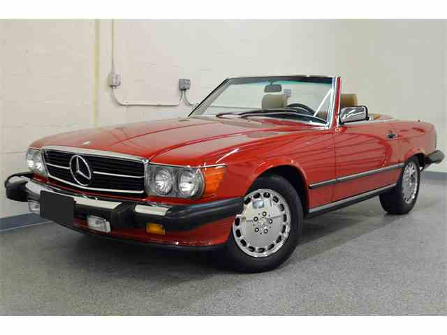 Picture of '88 560SL - N09Z