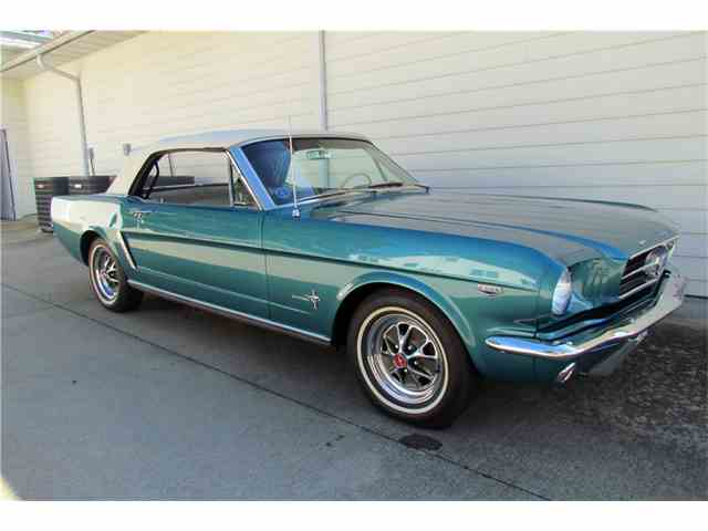 Picture of '65 Mustang - N0A8