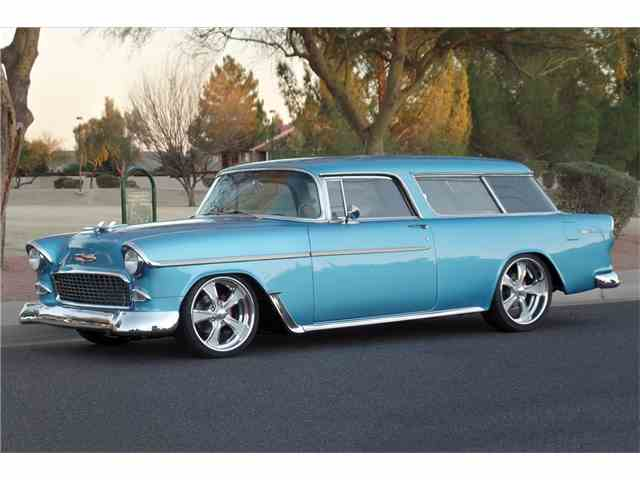 Picture of '55 Nomad - N0AE