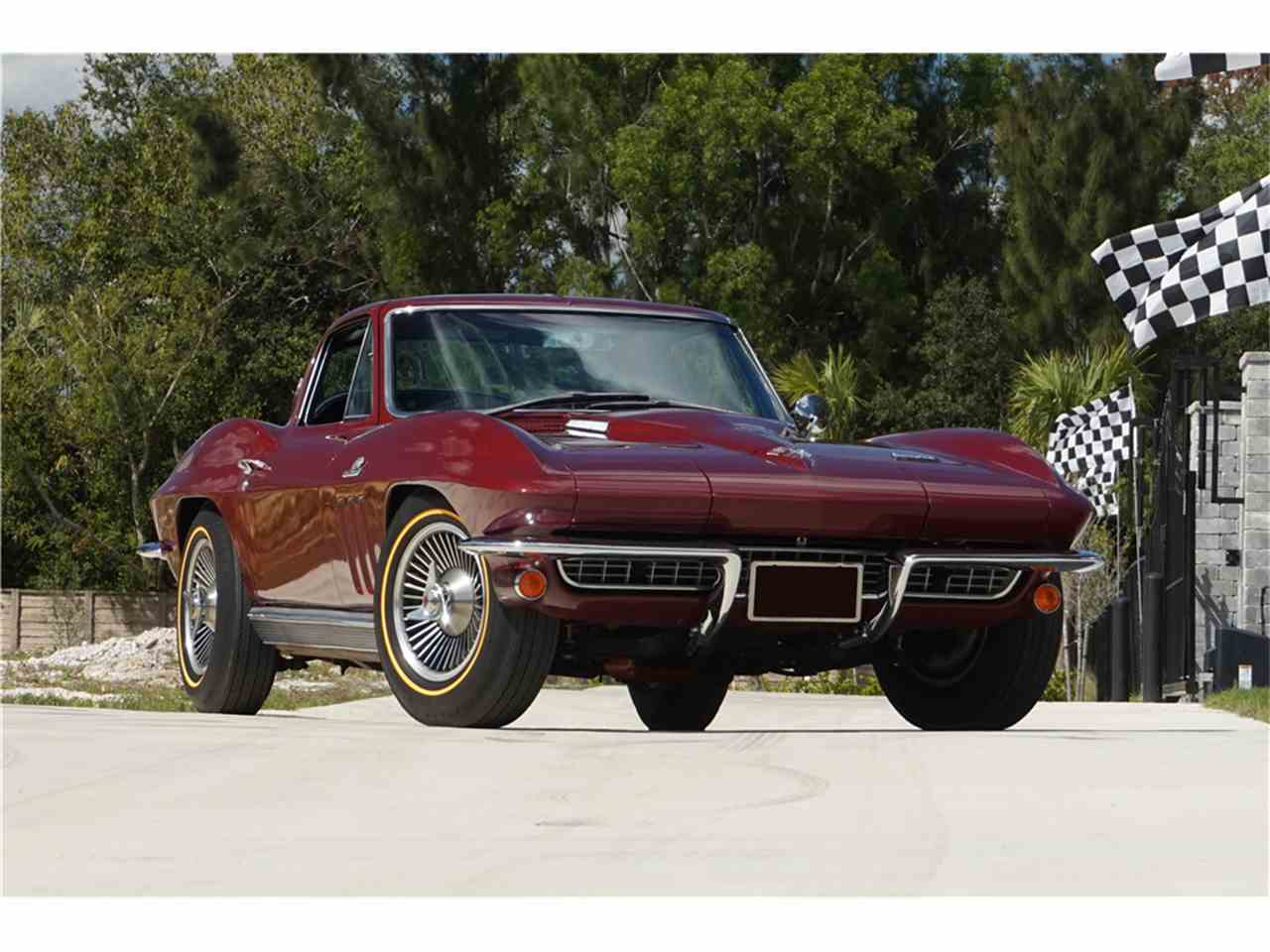 1966 chevrolet corvette for sale cc 1073467. Black Bedroom Furniture Sets. Home Design Ideas