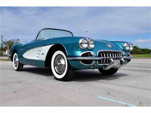 Picture of '58 Corvette - N0AR