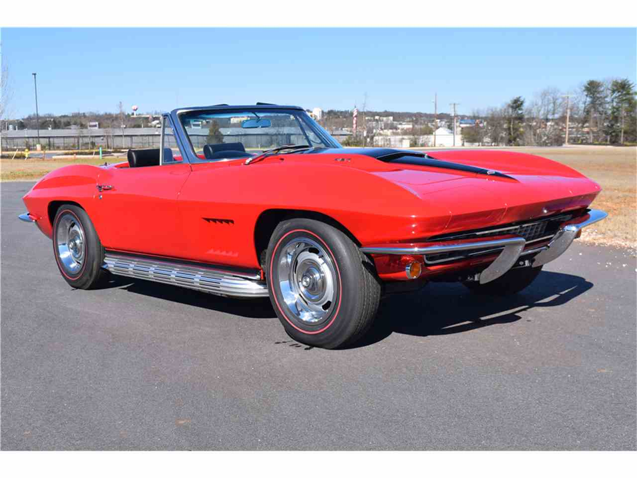 1967 chevrolet corvette for sale cc 1073485. Black Bedroom Furniture Sets. Home Design Ideas