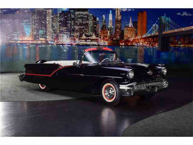 Picture of Classic '57 Oldsmobile 88 Offered by Barrett-Jackson Auctions - N0BE