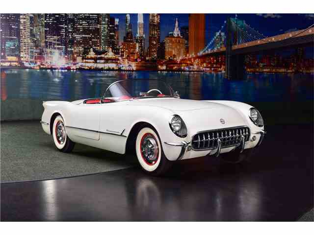 Picture of '54 Corvette - N0BL