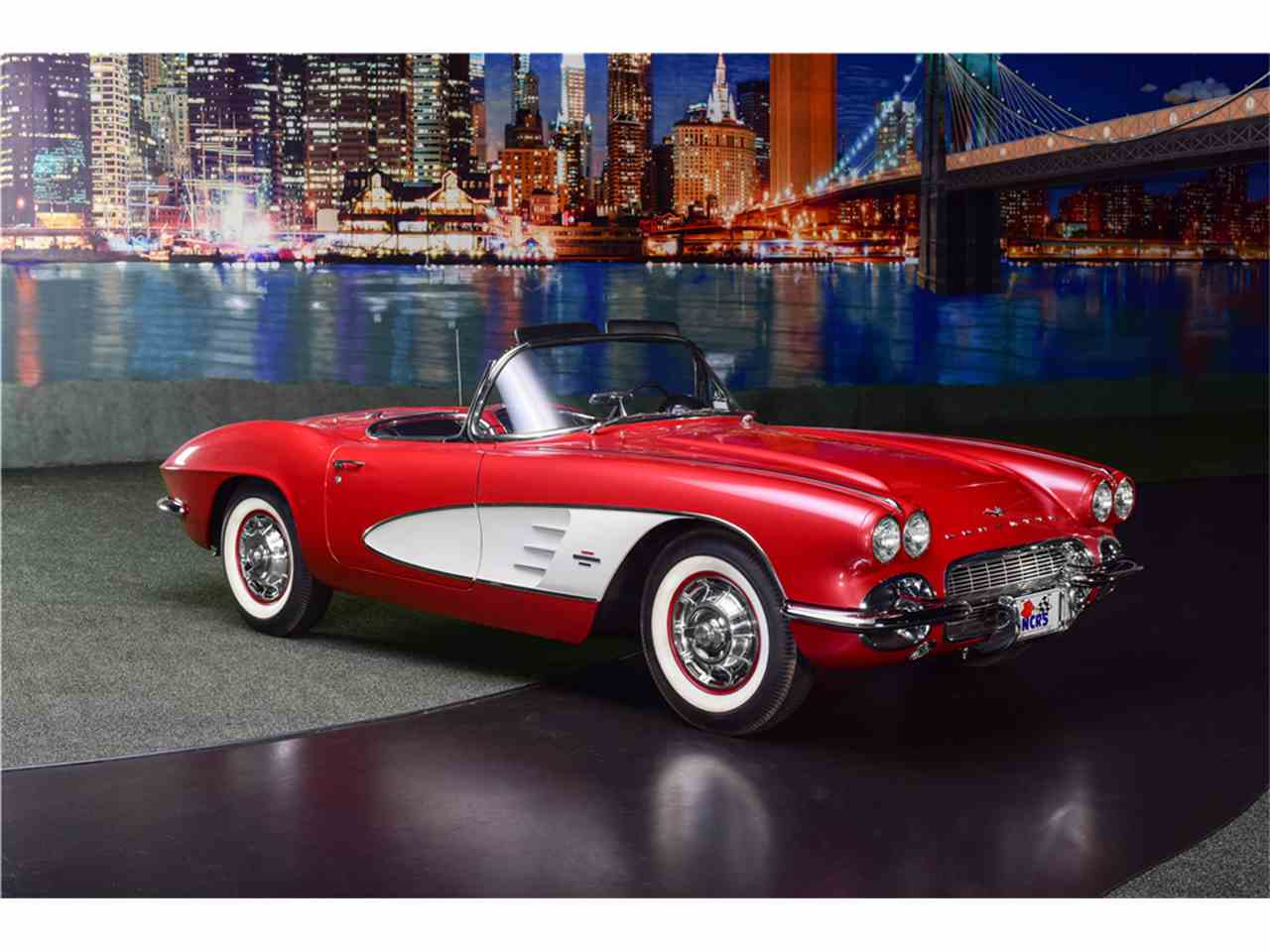 1961 chevrolet corvette for sale cc 1073517. Black Bedroom Furniture Sets. Home Design Ideas