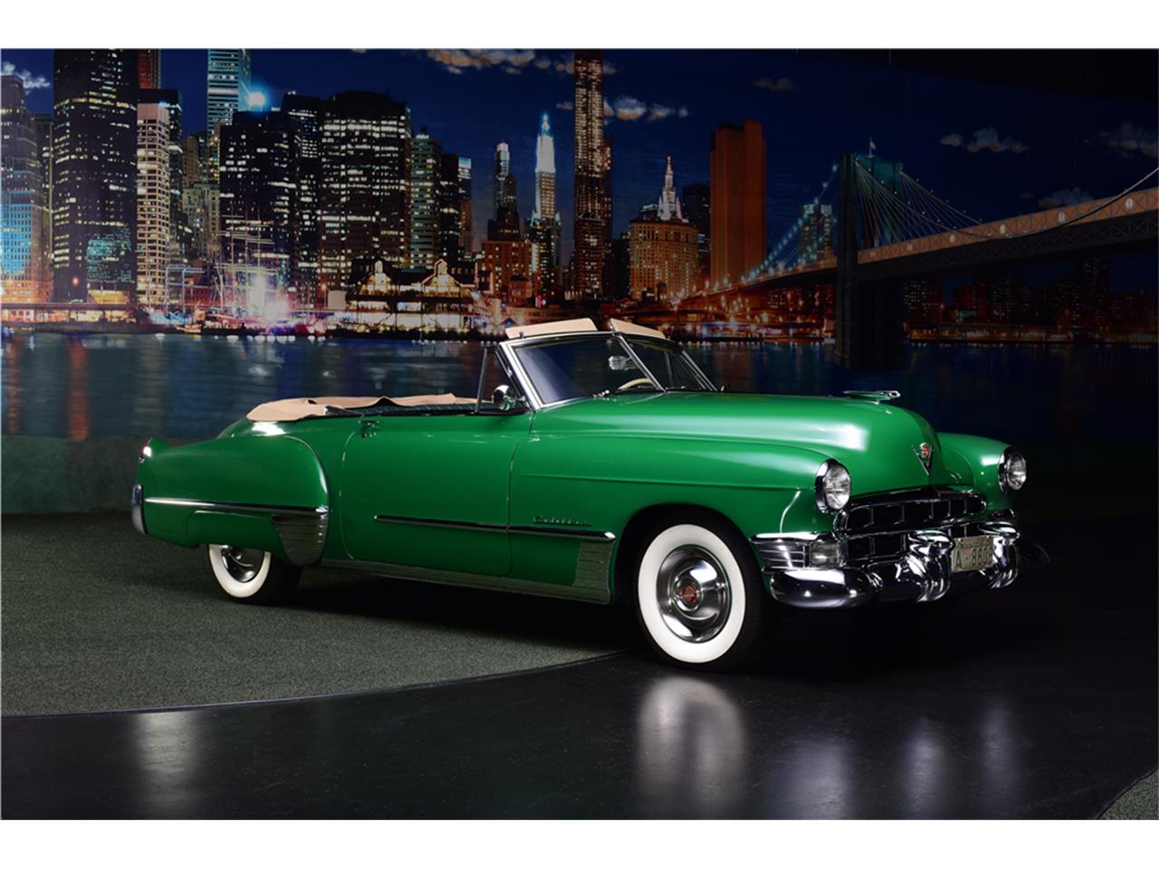 1949 Cadillac Series 62 For Sale Cc 1073524 V8 Engine Large Picture Of 49 N0c4