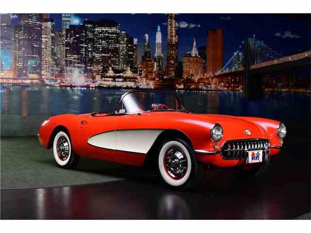 Picture of '57 Corvette - N0CN