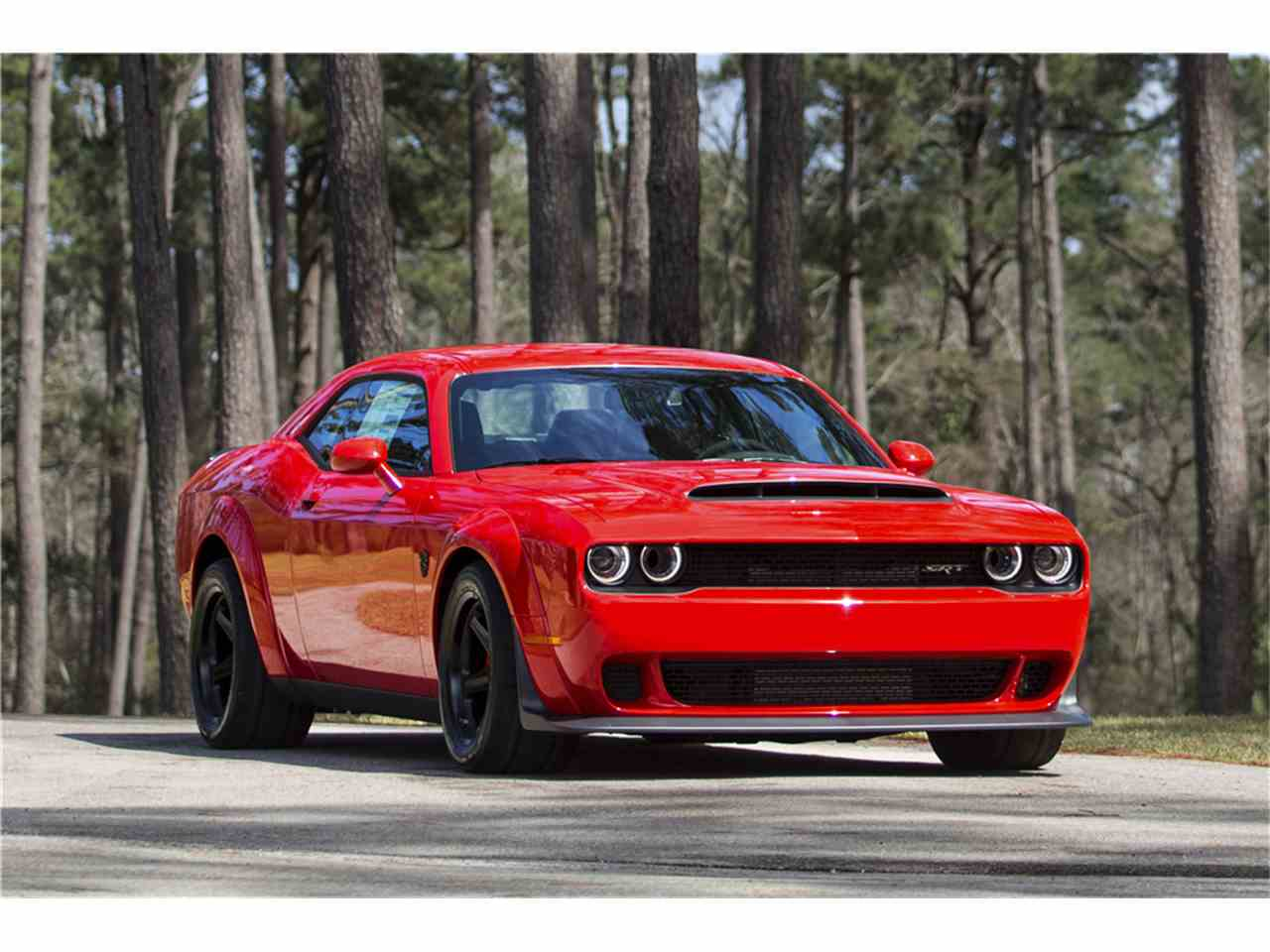 2018 dodge challenger srt demon for sale cc 1073583. Black Bedroom Furniture Sets. Home Design Ideas