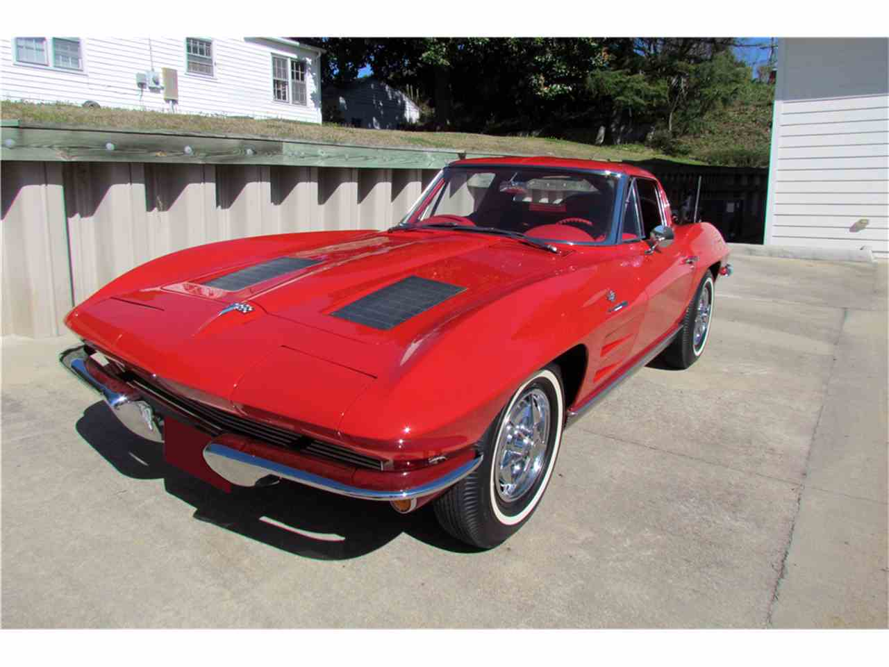 1963 chevrolet corvette for sale cc 1073586. Black Bedroom Furniture Sets. Home Design Ideas