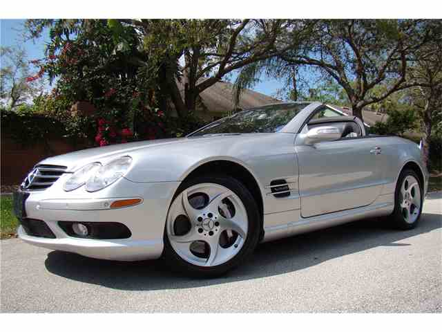 Picture of '05 SL600 - N0E9