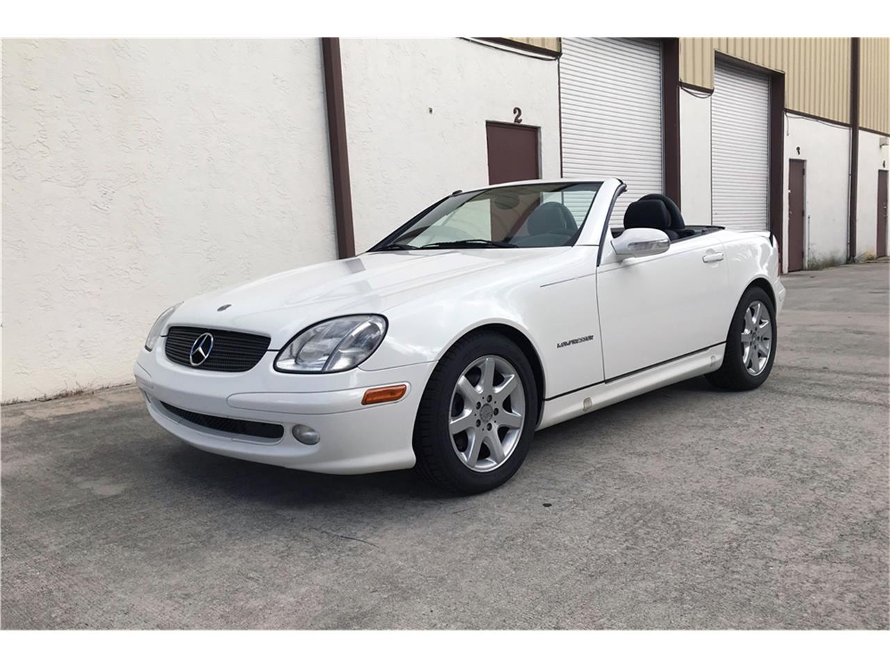 2002 Mercedes Benz Slk230 For Sale Classiccars Com Cc 1073604