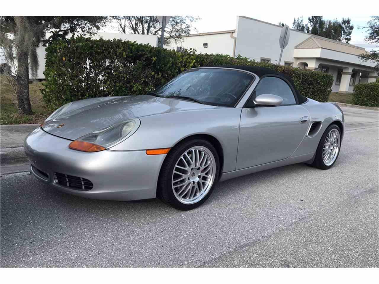 2001 Porsche Boxster for Sale | ClicCars.com | CC-1073606