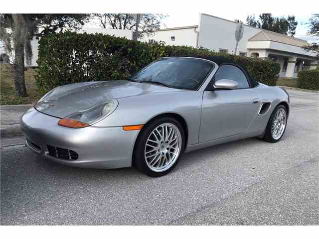 Picture of '01 Boxster - N0EE