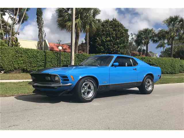 Picture of '70 Mustang Mach 1 - N0EJ
