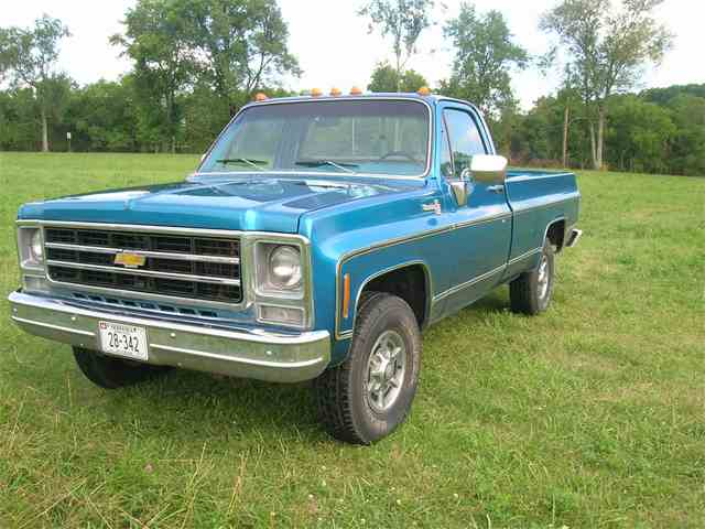 Picture of '79 Silverado - N0EP