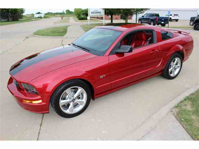Picture of '08 Mustang - N0ER