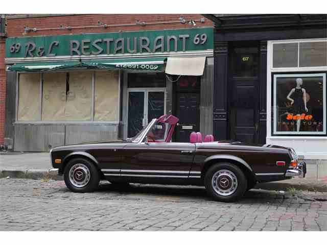 Picture of Classic 1969 280SL Auction Vehicle Offered by  - MXWA