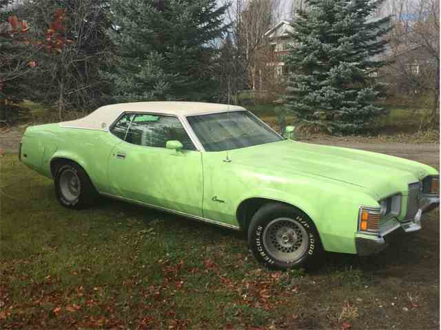 Picture of 1971 Mercury Cougar XR7 located in Idaho Offered by a Private Seller - N0EX