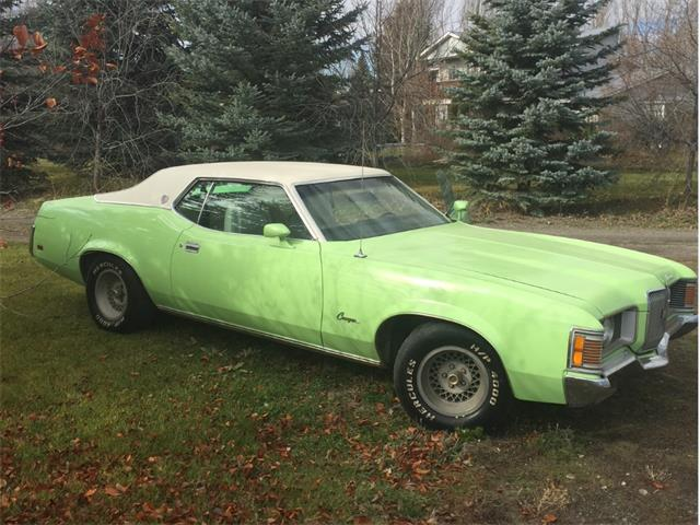 Picture of '71 Cougar XR7 - N0EX
