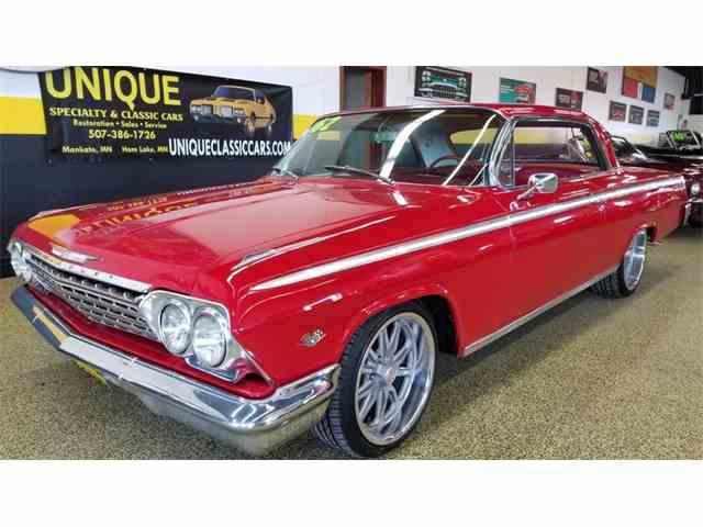 Picture of '62 Impala 2 door hard top - N0F8