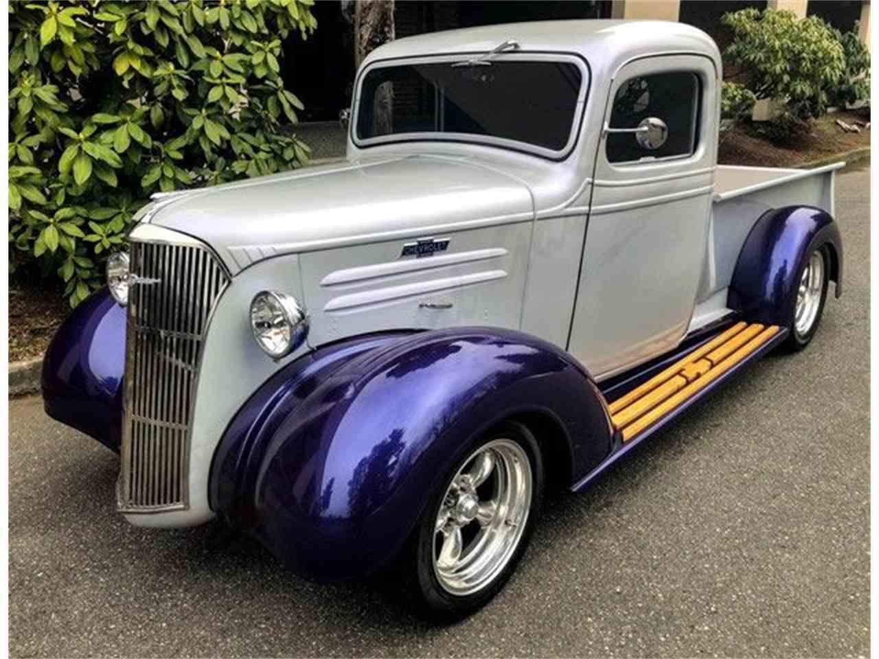 1937 Chevrolet Pickup for Sale | ClicCars.com | CC-1073641