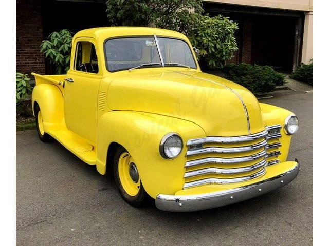 Picture of '50 Pickup - N0FF