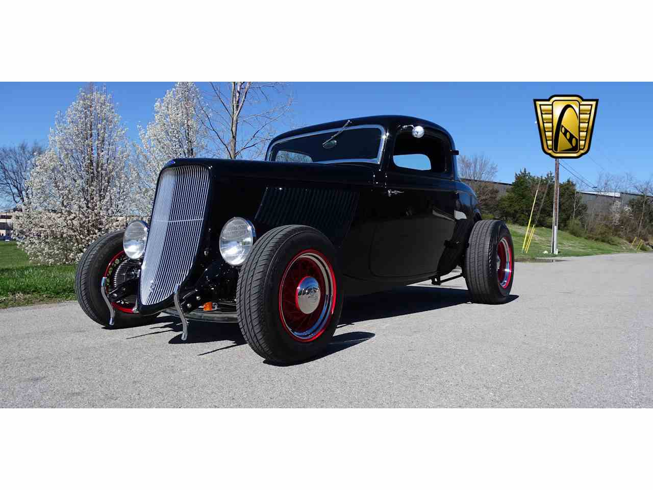 Large Picture of 1933 Coupe - $65,000.00 Offered by Gateway Classic Cars - Nashville - N0FP