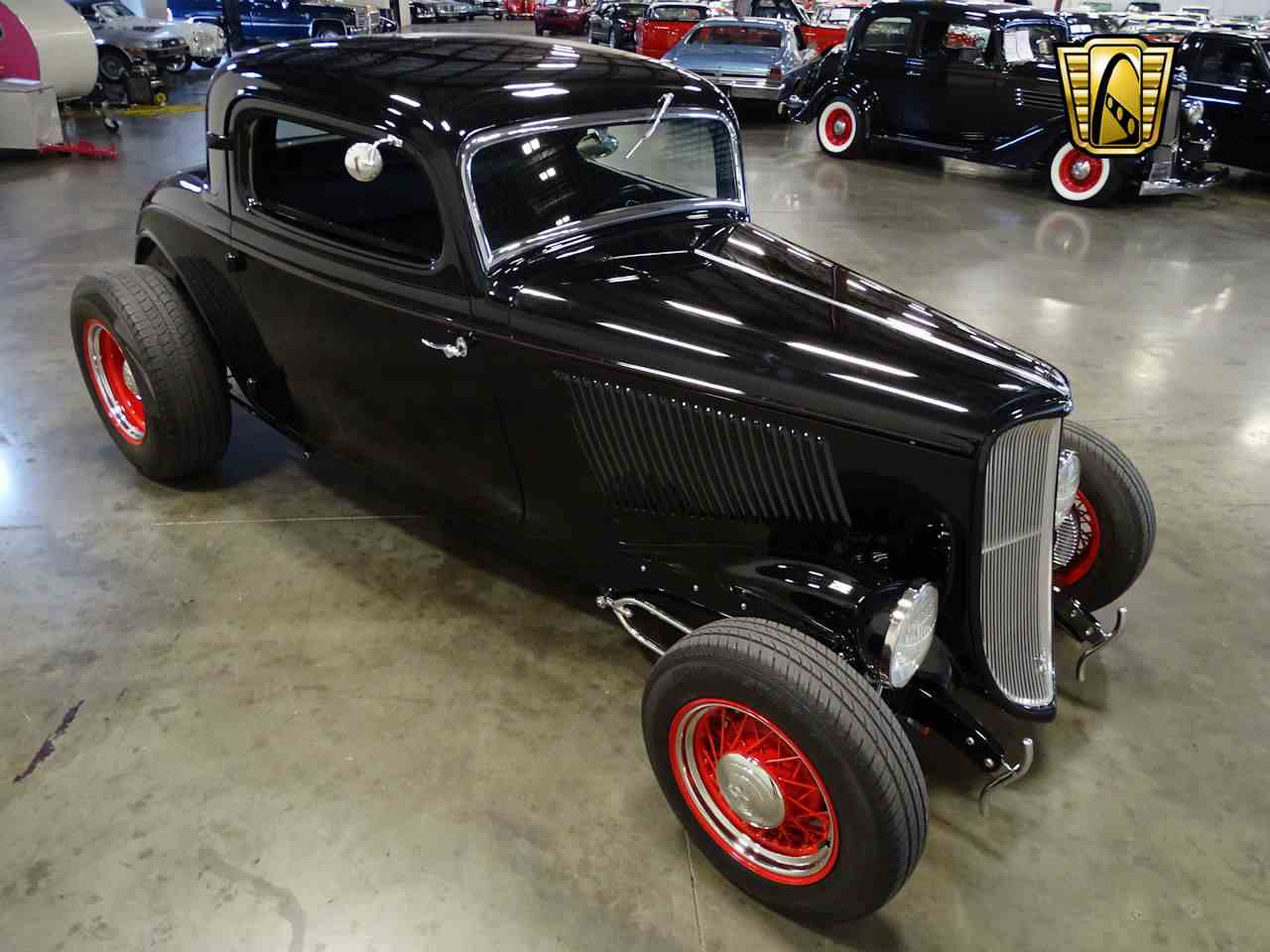 Large Picture of 1933 Ford Coupe Offered by Gateway Classic Cars - Nashville - N0FP