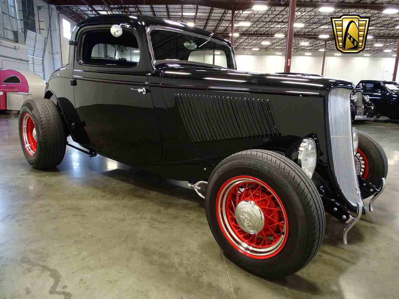 Large Picture of Classic '33 Ford Coupe located in La Vergne Tennessee - N0FP