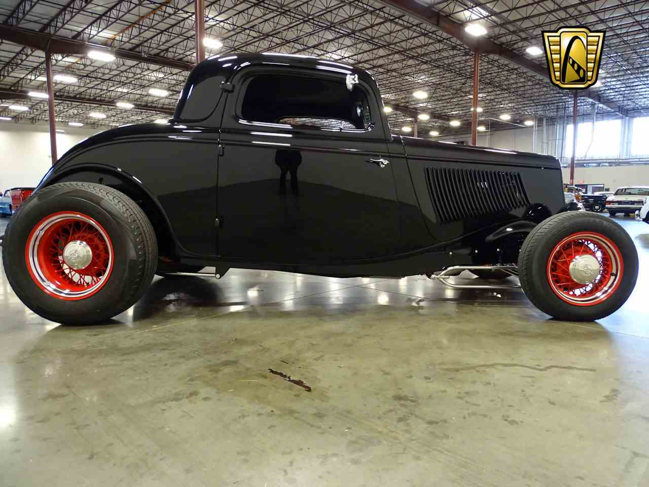 Large Picture of Classic 1933 Ford Coupe located in La Vergne Tennessee Offered by Gateway Classic Cars - Nashville - N0FP