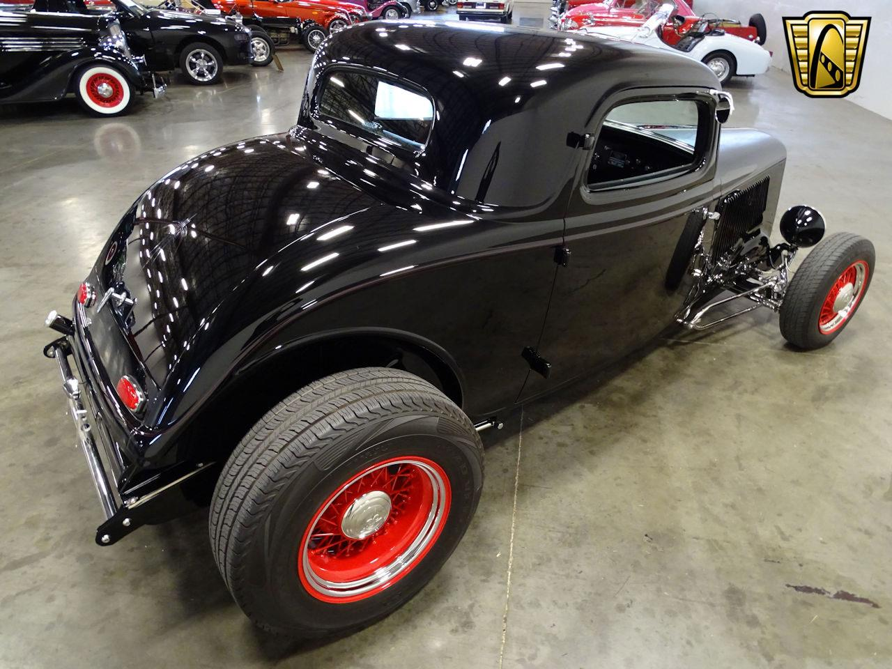 Large Picture of '33 Ford Coupe - $65,000.00 Offered by Gateway Classic Cars - Nashville - N0FP