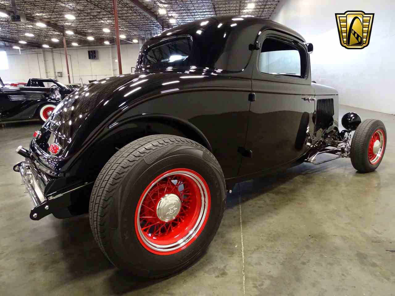 Large Picture of '33 Ford Coupe located in La Vergne Tennessee - $65,000.00 Offered by Gateway Classic Cars - Nashville - N0FP