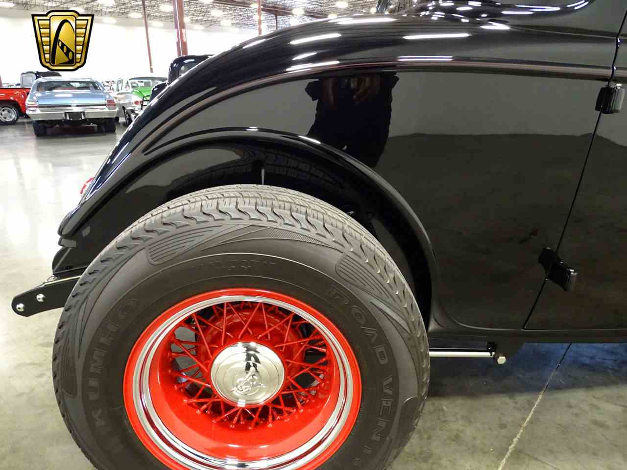 Large Picture of Classic 1933 Ford Coupe Offered by Gateway Classic Cars - Nashville - N0FP