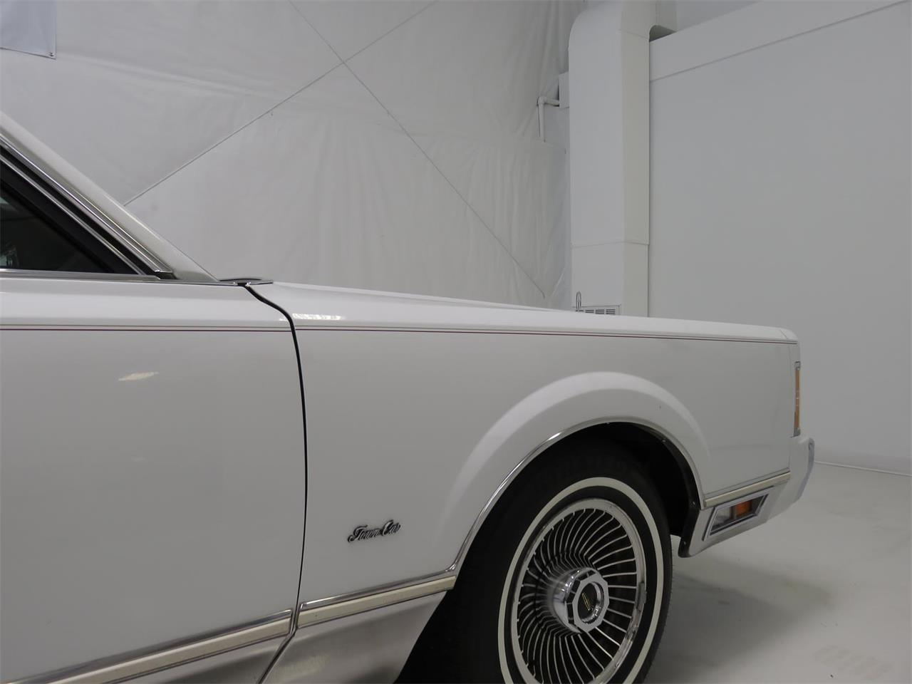 1989 Lincoln Town Car For Sale Classiccars Com Cc 1070366