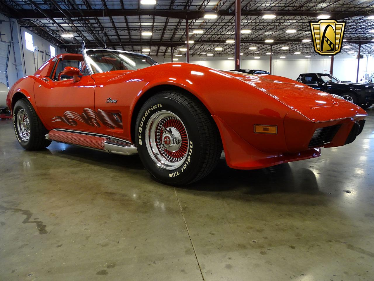 Large Picture of 1975 Chevrolet Corvette located in Tennessee - $29,995.00 - N0FZ