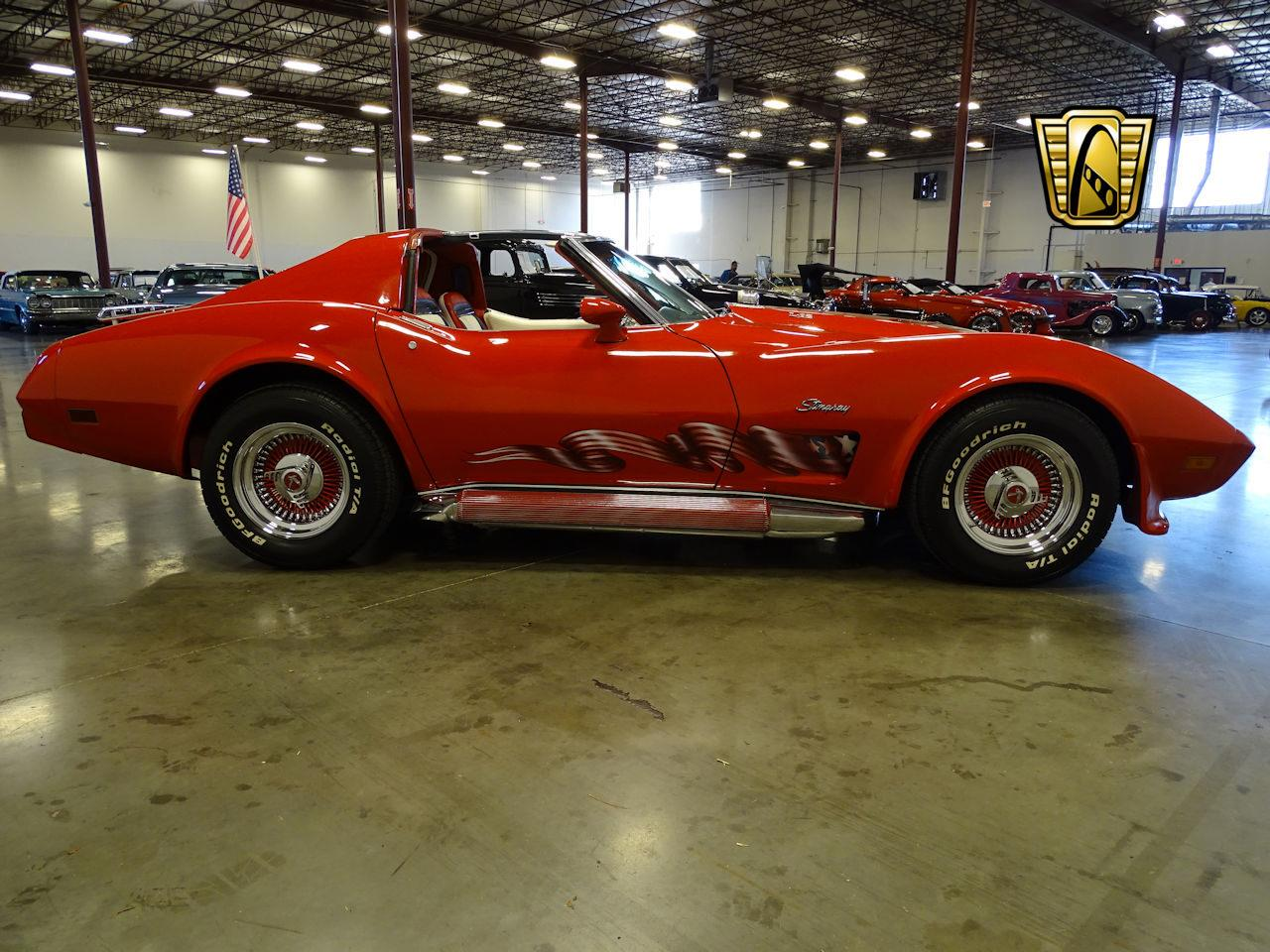 Large Picture of '75 Chevrolet Corvette located in Tennessee - $29,995.00 Offered by Gateway Classic Cars - Nashville - N0FZ