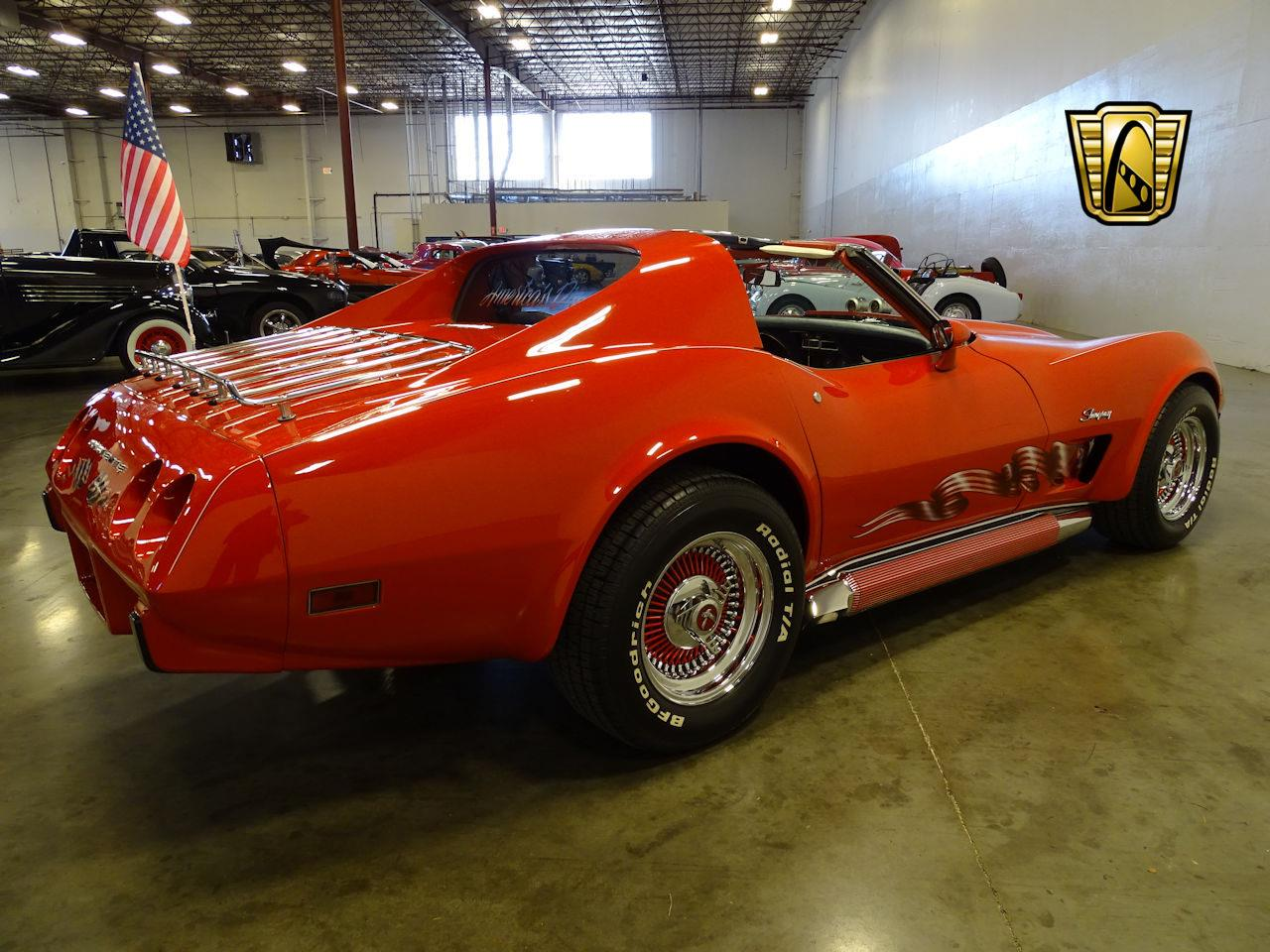 Large Picture of 1975 Chevrolet Corvette - $29,995.00 Offered by Gateway Classic Cars - Nashville - N0FZ