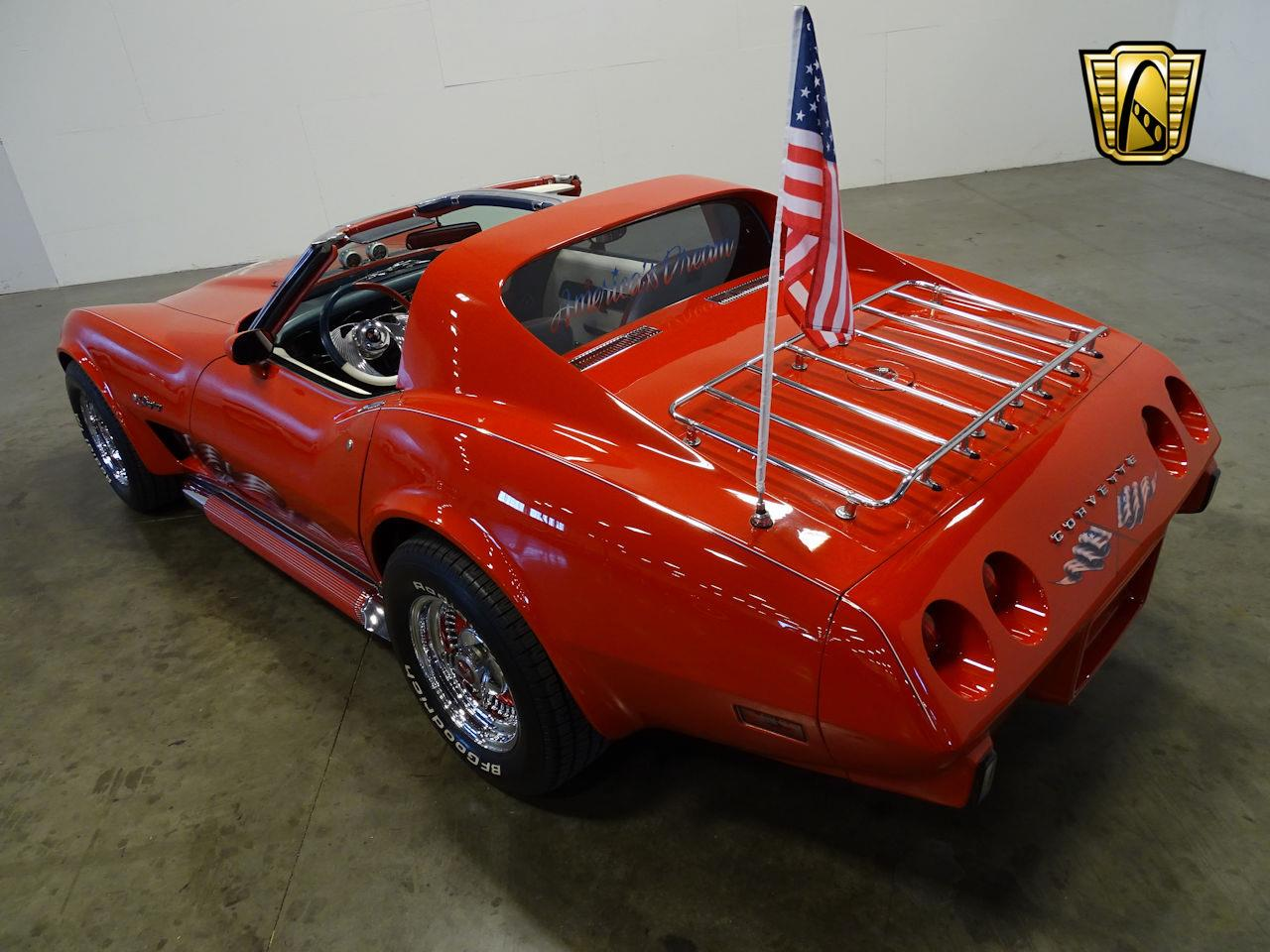 Large Picture of '75 Chevrolet Corvette located in La Vergne Tennessee Offered by Gateway Classic Cars - Nashville - N0FZ
