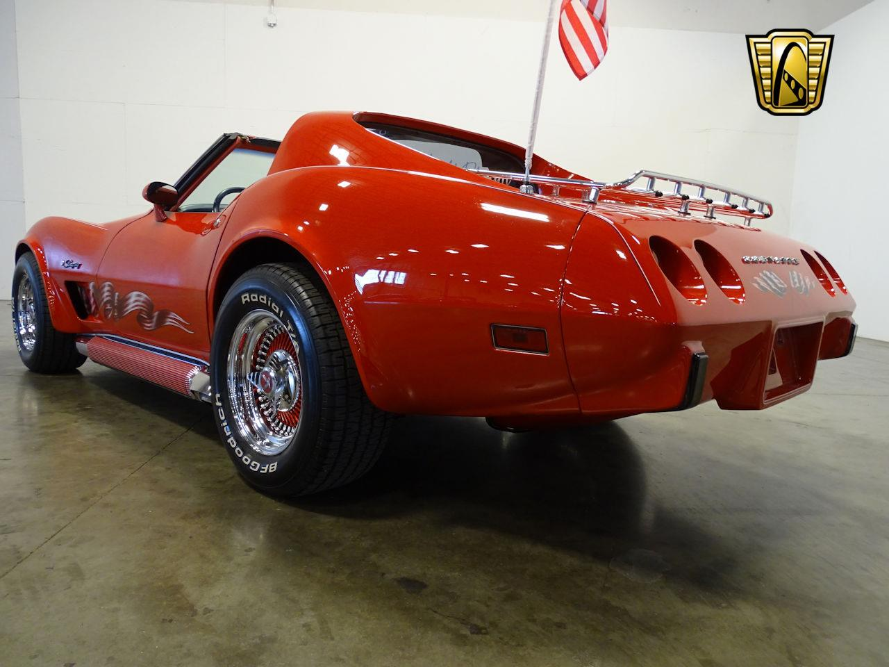 Large Picture of '75 Corvette - N0FZ