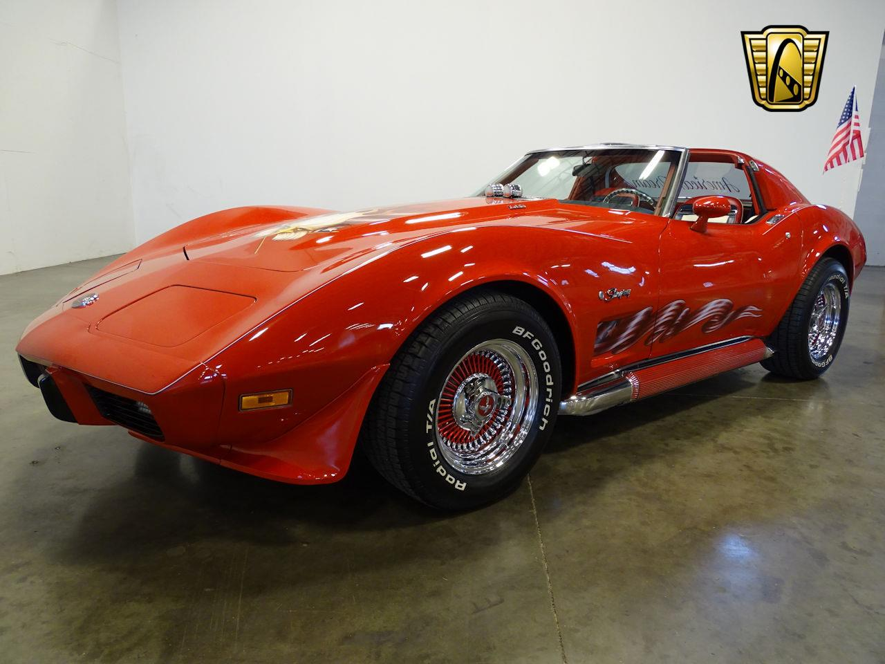 Large Picture of '75 Corvette located in Tennessee - $29,995.00 Offered by Gateway Classic Cars - Nashville - N0FZ