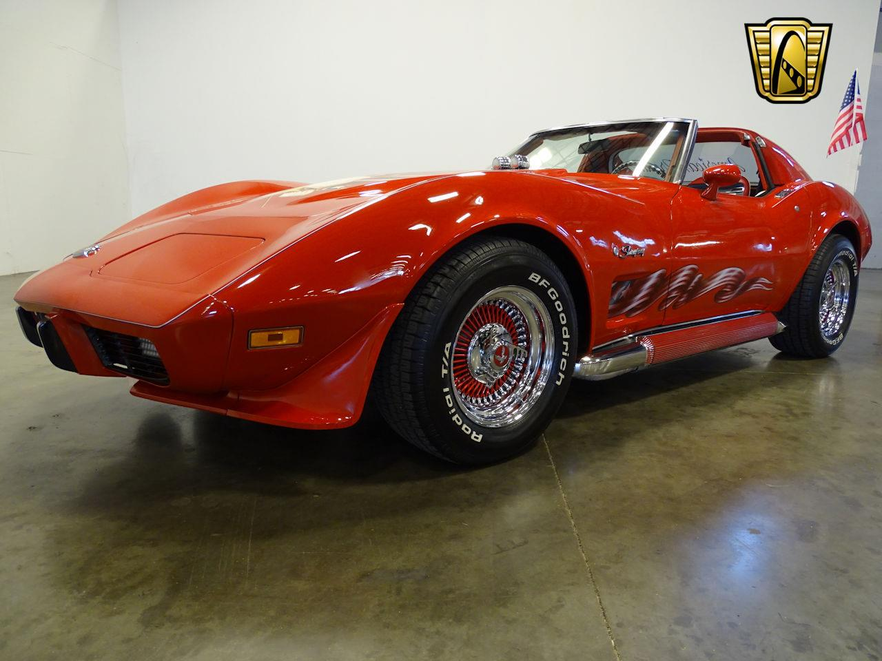 Large Picture of '75 Corvette Offered by Gateway Classic Cars - Nashville - N0FZ