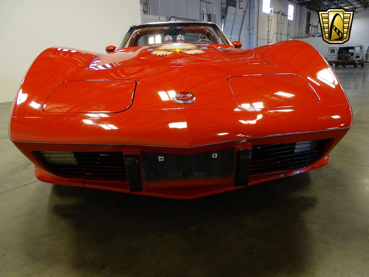 Large Picture of '75 Chevrolet Corvette located in Tennessee - N0FZ