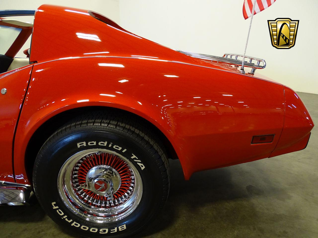 Large Picture of 1975 Chevrolet Corvette Offered by Gateway Classic Cars - Nashville - N0FZ