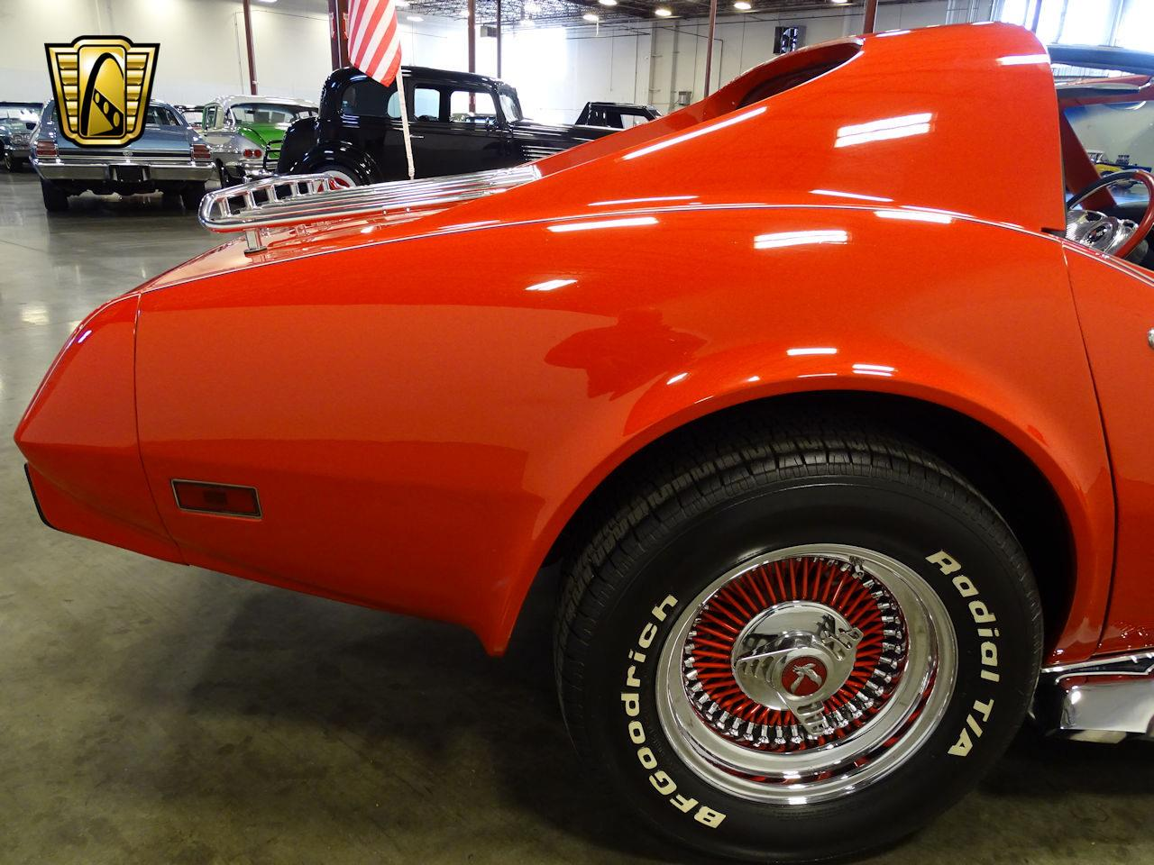 Large Picture of 1975 Chevrolet Corvette located in La Vergne Tennessee - $29,995.00 Offered by Gateway Classic Cars - Nashville - N0FZ