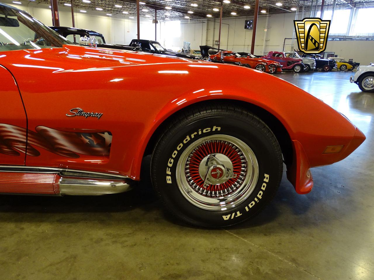 Large Picture of '75 Corvette located in La Vergne Tennessee - $29,995.00 - N0FZ