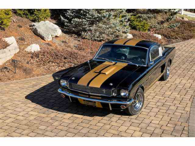 Picture of '66 Mustang Shelby GT350 Hertz - N0GG
