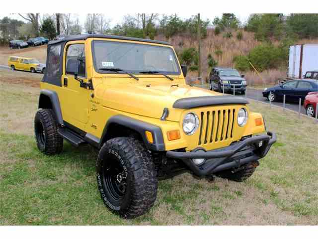 Picture of '00 Wrangler Offered by  - N0GO
